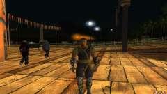 Cyrax de Mortal kombat 9