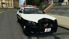 Dodge Charger Japanese Police [ELS] für GTA 4