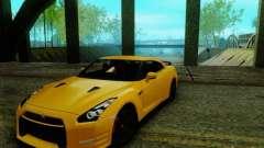Nissan GTR Egoist 2011