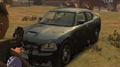 Dodge Charger SRT8 2007 FBI