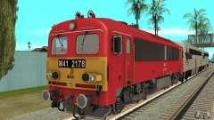 M41-Diesellokomotive für GTA San Andreas