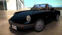 Alfa Romeo Spider 115 1986