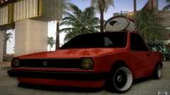 Volkswagen Polo Pickup für GTA San Andreas