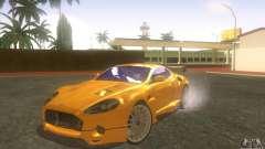 Aston Martin DB9 MW