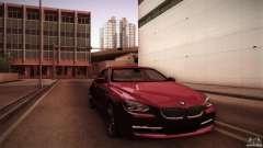 BMW 640i Coupe pour GTA San Andreas