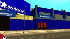 Garage Michelin für GTA San Andreas