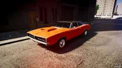 Dodge Charger RT 1969 Tun v1. 1 Sport