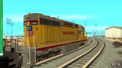 Lokomotive SD 40 Union Pacific