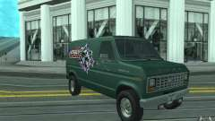 Ford E-150 Short Version v4 für GTA San Andreas