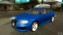 Audi RS6 Avant 2009