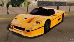Ferrari F50 GT 1996 pour GTA 4