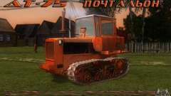 Traktor DT-75 Postman