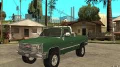 GMC Sierra 1986 pour GTA San Andreas