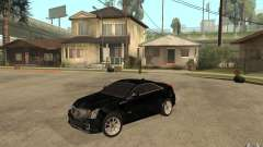 Cadillac CTS V Coupe 2011 pour GTA San Andreas
