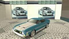 Ford Mustang Mach 1 1971 für GTA San Andreas