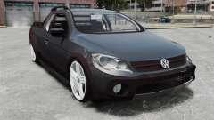 Volkswagen Saveiro Cross Edit