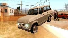 Chevrolet Veraneio de Luxo 1973 pour GTA San Andreas