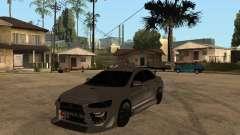 Mitsubishi Lancer Evolution X Drift Spec