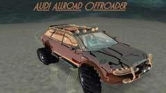 Audi Allroad Offroader für GTA Vice City