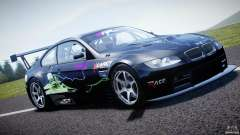 BMW M3 GT2 Drift Style für GTA 4