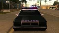 L'avantage du véhicule de police