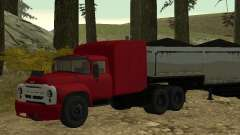 ZIL 130 tracteur