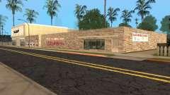 Nouvelles routes sur Grove Street