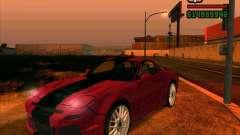 Mazda RX-7 MW für GTA San Andreas