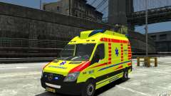 Mercedes-Benz Sprinter 2011 Ambulance für GTA 4