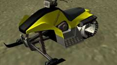 Snowmobile für GTA San Andreas