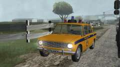 POLICE DE LA CIRCULATION VAZ 21016
