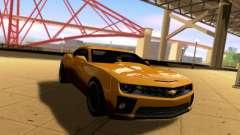 Chevrolet Camaro SS 2010 für GTA San Andreas