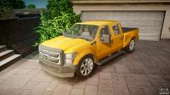 Ford F350 Stock