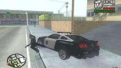 Das Geräusch des fallenden Körpers für GTA San A