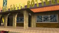 Eine neue Bar in Gantone