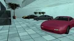Mehr Autos auf der motor Show in Dougherty