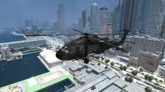 Sikorsky UH-60 Black Hawk pour GTA 4