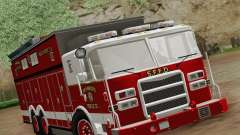 Pierce Walk-in SFFD Heavy Rescue