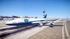 Pan Am Conversion pour GTA 4