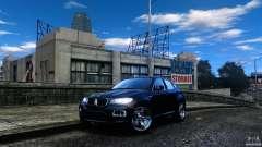 BMW X6 2013 für GTA 4