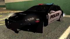 Porsche Cayenne Turbo 958 Seacrest Police