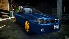 Ford Falcon XR8 2007 Rim 2