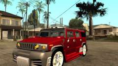 Hummer H2 NFS Unerground 2 pour GTA San Andreas