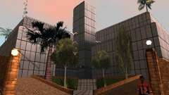 Le nouvel hôpital à Los Santos