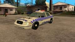 Ford Crown Victoria NSW Police pour GTA San Andreas