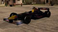 F1 Red Bull Sport pour GTA San Andreas