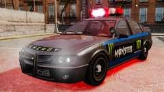 Police Monster Energy