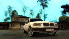 GAZ VOLGA 310221 TUNING version