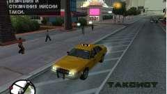 Ein Taxi von Gta IV