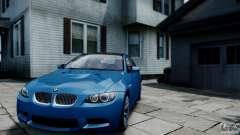 BMW M3 E92 ZCP 2012 für GTA 4